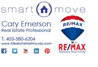 Cary Emerson, RE/MAX Medalta Real Estate