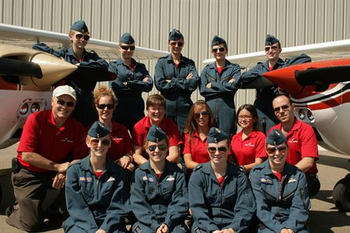 Air Cadet Power Pilot Scholarship Program