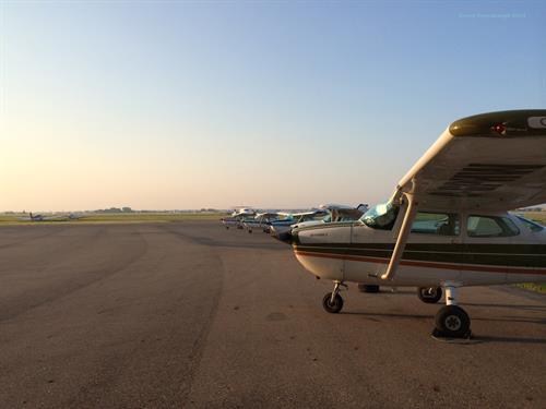 Cessna 172's