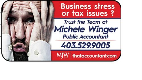 Business stress - We can help!