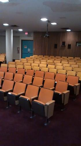 Library Theatre - 180 person capacity