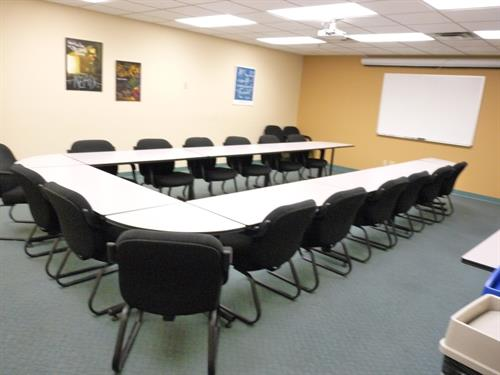 Royal Canadian Legion Meeting Room - 20 person capacity