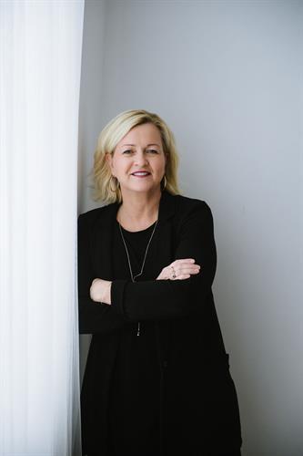 Myrna Stark, BA, MBA, Owner
