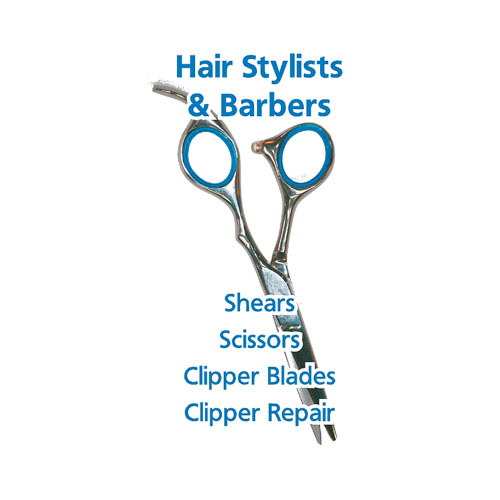 Hair Stylists and Barbers