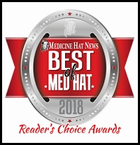 Voted Best Event Planner in Medicine Hat 2018