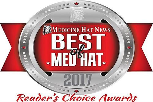Voted Best Event Planner in Medicine Hat 2017