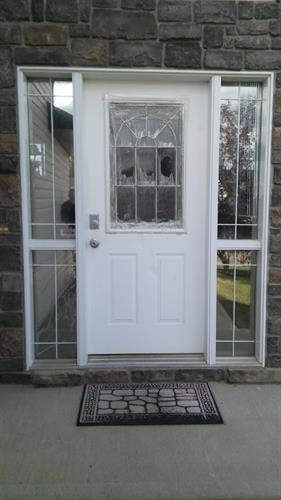 Door Replacement Before