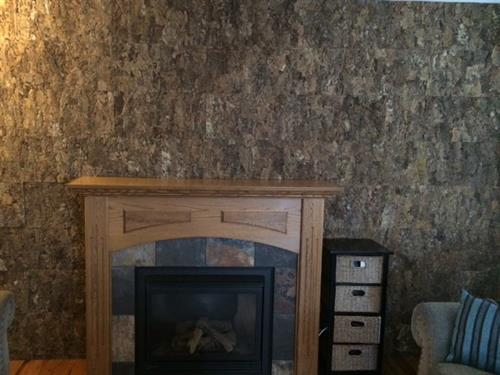 12x24 Cork Panels - Textured and Beautiful