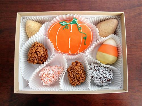 Pumpkin Patch Chocolate Box! $18.00