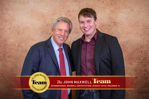 John C Maxwell and Jeremiah