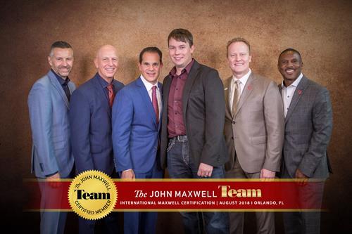 Jeremiah and John Maxwell Faculty
