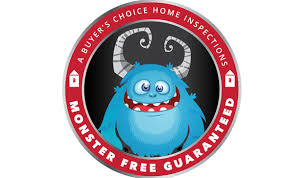 Guaranteed your home is Monster-Free!