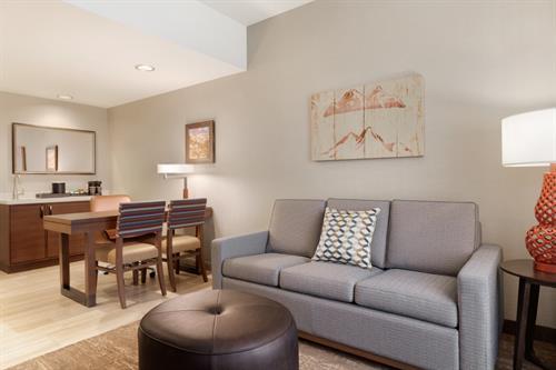 King Living Room