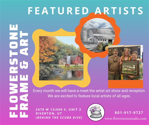 Featured local artist Gallery