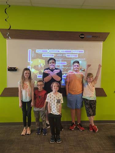 Our future YouTubers loved the Become a YouTuber Camp
