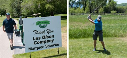 Amicus Open 2014 - We were proud to, once again, be the Marquee Sponsor of the Amicus Open. Proceeds from this golf tournament support the important work of the Intermountain Medical & Research Foundation, which helps to improve the quality of healthcare through medical research, education and charity care.