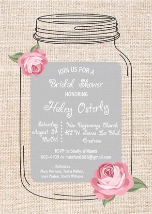 Let Speedee Printing Design Your Bridal Shower Invitations