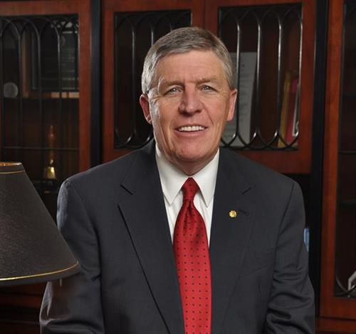 VU President Richard Helton