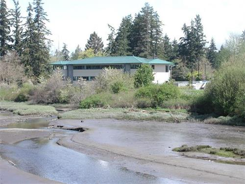 The Land Title Professional Building in Silverdale