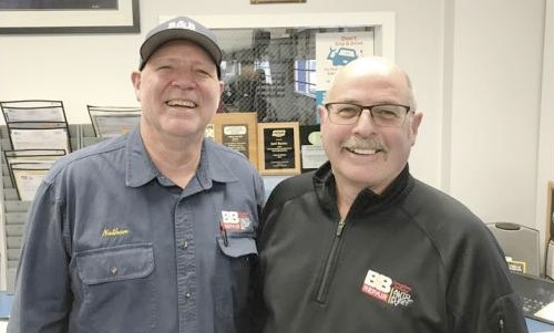 Nathan & Joel Baxter Owners