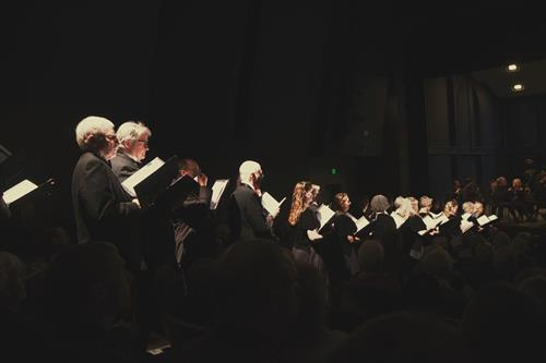 2019 - Bremerton Symphony Chorale - Merry & Bright @ BHS Performing Arts Center