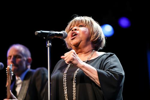 Rock and Roll Hall of Fame Vocalist Mavis Staples played the Admiral Theatre on Friday, January 17, 2020.