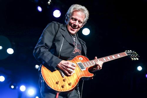 Rock and Hall of Fame Guitarist Don Felder (formerly of The Eagles) played the Admiral Theatre on Saturday, March 23, 2019.