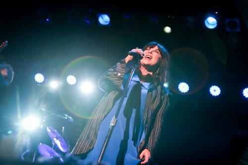 Rock and Roll Hall of Fame Musician Ann Wilson of Heart played the Admiral Theatre on Saturday, July 7, 2018.