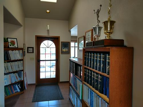 Bremerton Office - Front Hallway
