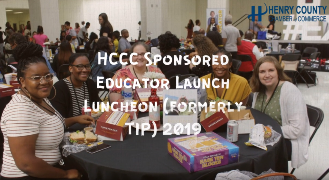 """Image for HCCC Sponsorship of """"Educator Launch"""" Luncheon Highlights"""