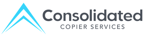 Consolidated Copier Services Logo
