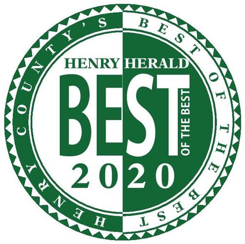 BEST OF THE BEST 2020 -- HENRY COUNTY'S BEST