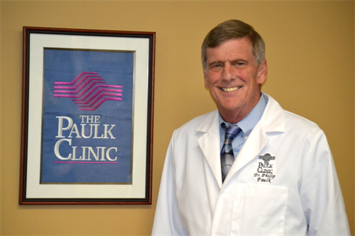 G.Phillip Paulk DC