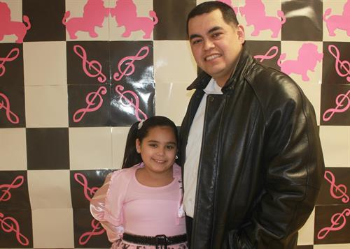 North Henry Academy's Annual Daddy Daughter Dance