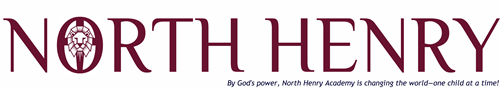 North Henry Academy exists as a ministry of North Henry Baptist Church to partner with parents to provide an excellent quality, Christ-centered education.