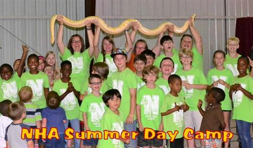 NHA Summer Day Camp