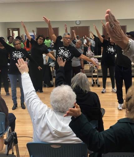 Senior Expo and Wellness, February 2020