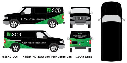 SCB Production Van