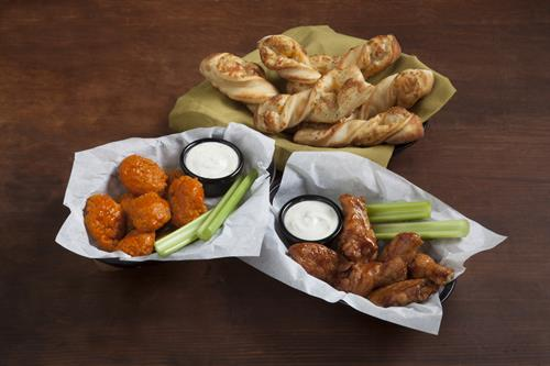 Mouth Watering Wings.
