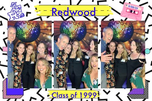 Redwood high school reunion