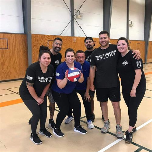 Warfighter Athletics - Advanced Volleyball