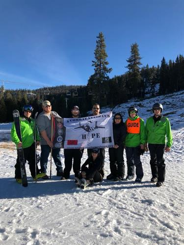 Partners with CCASP at China Peak