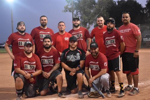Warfighter Athletics - Softball