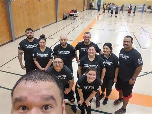 Warfighter Athletics - Novice Volleyball