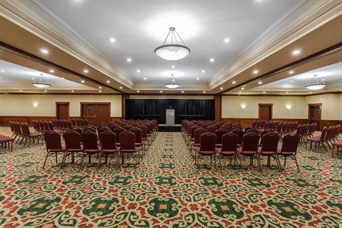 Redwood Center Ballroom