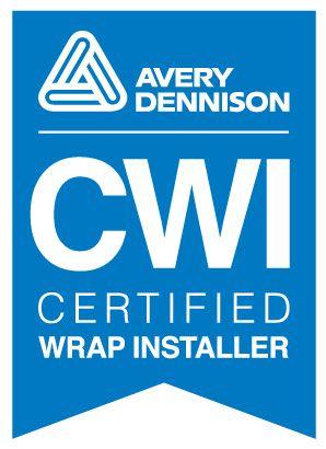 Avery Certified Wrap Installer