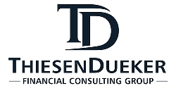 Ryan Purkiss - Thiesen-Dueker Financial Consulting Group