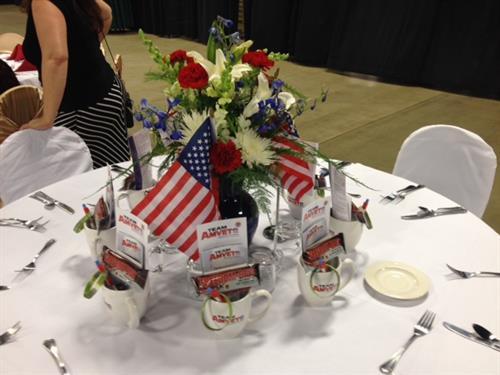 2015 Visalia Chamber Awards Banquet