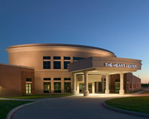 The Medical Center of Southeast Texas Heart Center
