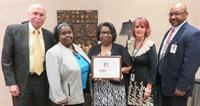 Spindletop Center awarded 2016 Business of the Year by Texas Workforce Solutions